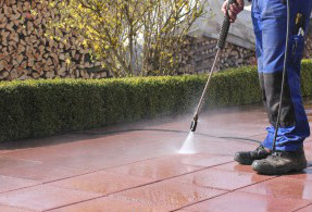 Jet Washing Lee