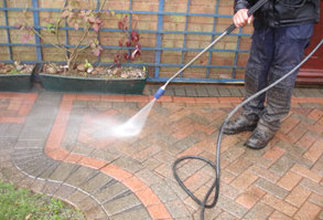 Patio Cleaner Wood Green
